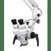 Optomic microscope 5 step