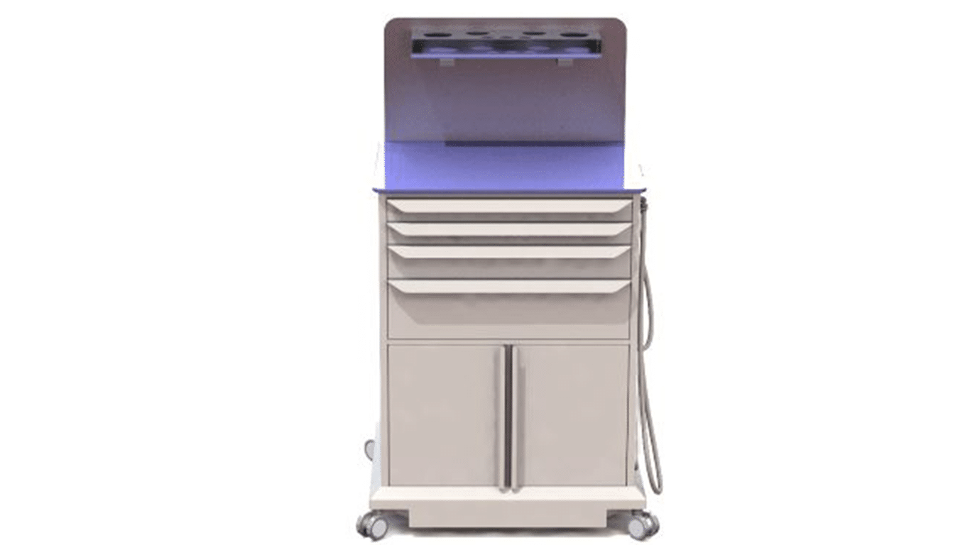 Ent Treatment Cabinet Otocart Ent Supplies