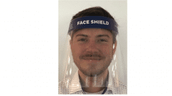 Face Shield pic 2, Protective Equipment