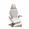 BR980-9262 CleanRap Headrest and Backrest Cover