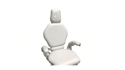 ClearRap Armrest and Headrest Covers